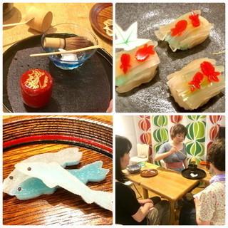 9月14日(金)茶道カフェ