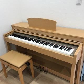 電子ピアノ ヤマハ グラビノーバ 12年制 CLP-430C