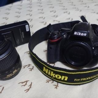 一眼レフ カメラ Nikon D5100