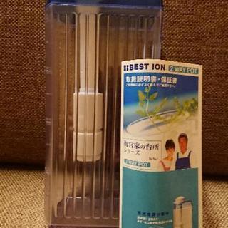 [値下げ⑫]水道水をマイナスイオン水に! 2 WAY POT【未使用】