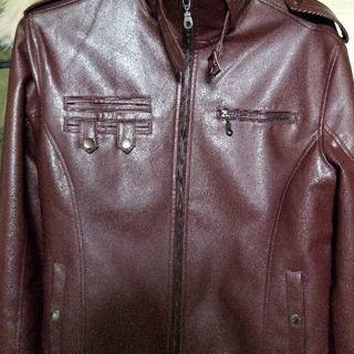 メンズライダースジャケット 中古品 Lサイズ
