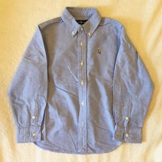ラルフローレン ボタンダウンシャツ キッズ サイズ120