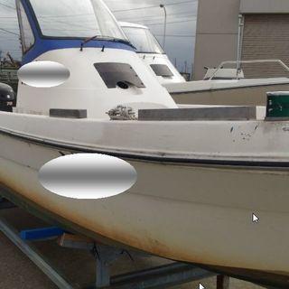 4人での釣りに最適のボートをお譲りします。◆ボート:スズキSea...