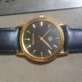中古品PERVALETINO腕時計