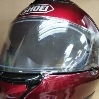 SHOEI ヘルメット 2017年製
