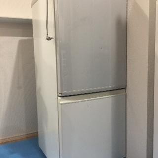 冷蔵庫 SHARP 135L 2005年製 ホワイト