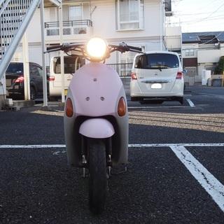 (値下げ)スズキ レッツ 4 パレット 可愛いピンク