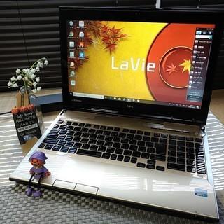 【本当に早くて快適なパソコン如何ですか?】NEC LaVie L...