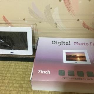 7型 デジタルフォトフレーム
