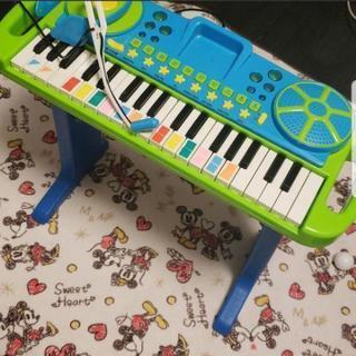 子供用 ピアノ  マイク付き