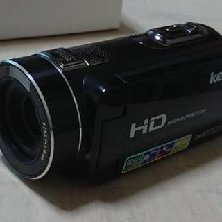 keuno フルHD ビデオカメラ