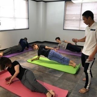 ヨガ・体幹トレーニング