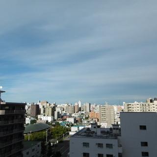 【民泊利用可能賃貸・札幌市中央区】最上階から緑溢れる藻岩山の風を...