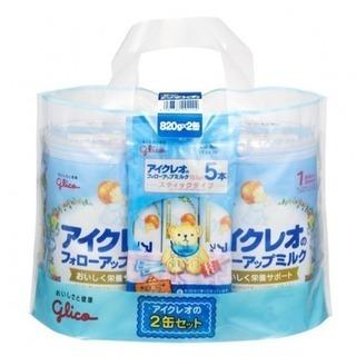 アイクレオ フォローアップ 2缶+5包