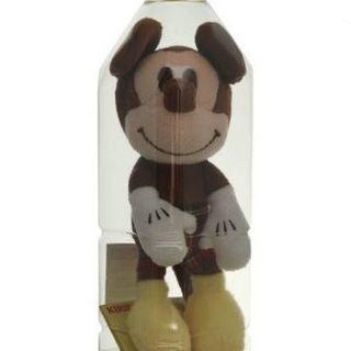 ペットボトルに入った不思議ですが、可愛いい ミッキーマウス