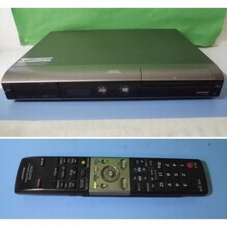 SHARP デジタルハイビジョンレコーダー HDD 250GB ...