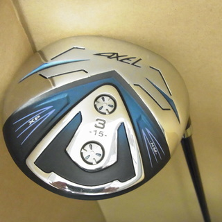 つるや ゴルフクラブ AXEL XP HM 3 15° FLEX...