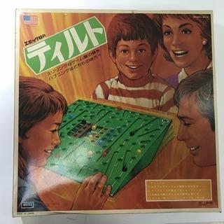 【未使用】レトロボードゲーム ティルト