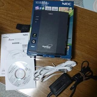 ☆ NEC AtermWR8370N (HPモデル) Wi-Fi ...