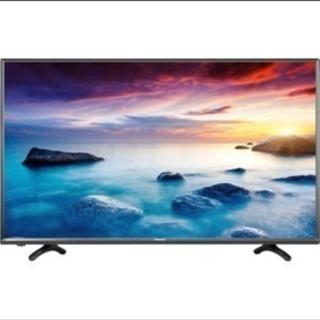 値下げ‼️ 新品 未開封ハイセンス 液晶テレビ 49インチ