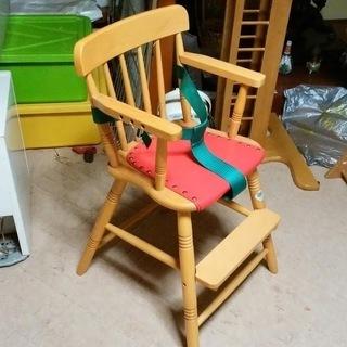 [無料] ベビー子供用の食卓椅子