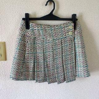 値下げ再投稿 ラップスカート