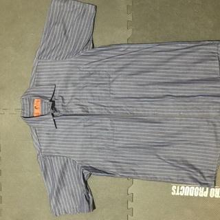 REDKAPワークシャツ(古着)半袖