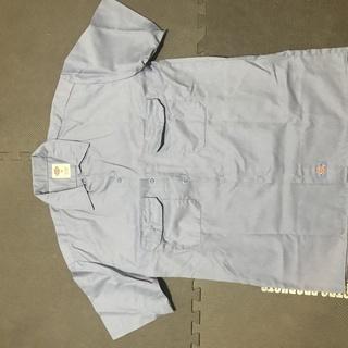 DICKIESワークシャツ(古着)半袖