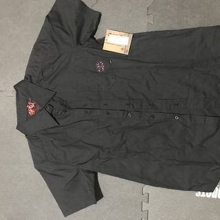 SPLIT半袖ドレスシャツ(新品)