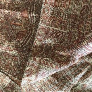 インド シルク スカーフ 幅20㎝ 長さ120㎝