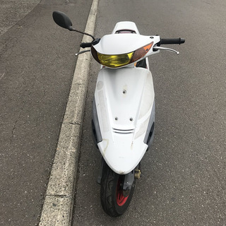 スズキ セピアZZ CA1HC SUZUKI 原付き バイク レス...