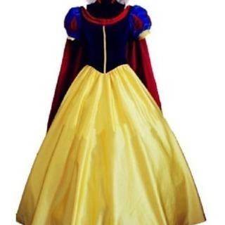 白雪姫ドレス(ワイヤーパニエつき)