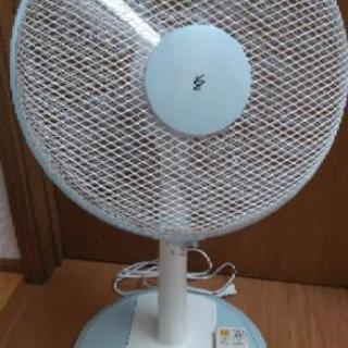 ほぼ未使用扇風機 【山善 YLR-AK301 2014年度製】