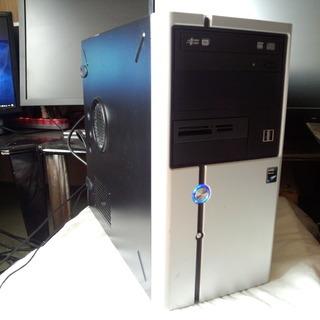デスクトップパソコン AMD Phenom 9500 window...