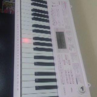 電子ピアノカシオ光ナビルーチェLK- 115
