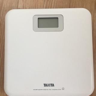 【キャンセル待ち】タニタ 体重計