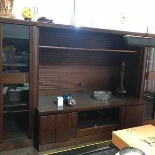 テレビボード、高級家具、大量収納、
