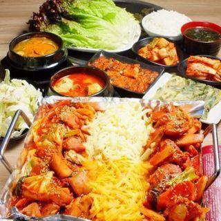 9月19日(水)韓国名門焼肉屋で韓国気分を味わおう!