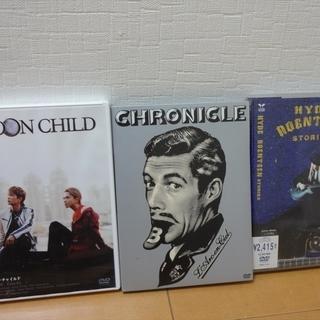 DVD3枚セット L'Arc-en-Ciel CHRONICLE...