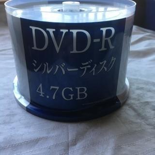 データ用  DVD-R シルバーディスク4.7GB