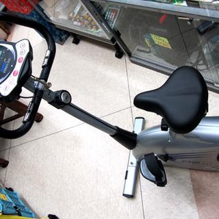 アルインコ フィットネスバイク AF5500 PRO 音静か!チェ...