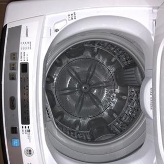 4.5Kg全自動洗濯機 maxzen - 家電
