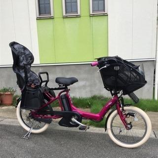 子供乗せ自転車 3人乗り 電動 PAS kiss 120%整備済み❣️