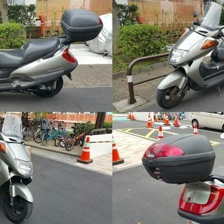 フォーサイトEX 250㏄+BELL Custom 500 Lサ...
