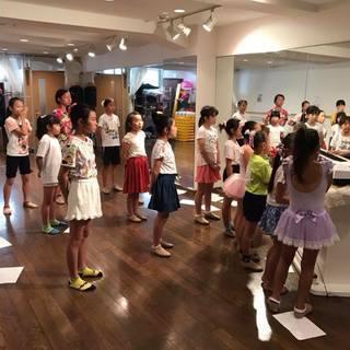 ミュージカル歌唱レッスン|スタジオ ダンス&ドリーム