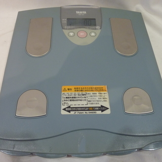 C54■TANITA TBF-531 体重計 体脂肪計 タニタ