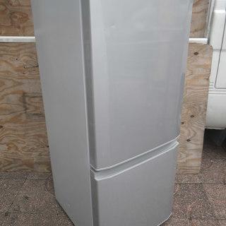 ■配達可■16年製 三菱 2ドア冷凍冷蔵庫 146L MR-P15...