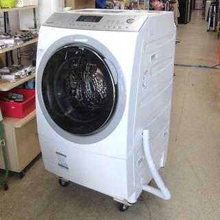 ドラム式洗濯機 SHARP/シャープ 2015年製 ES-A210...