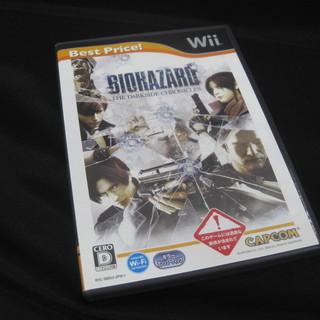 西野店 Wii版 カプコン/COPCOM バイオハザード/BIO...