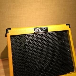 野外演奏用充電式アンプスピーカーtx-15j/crate